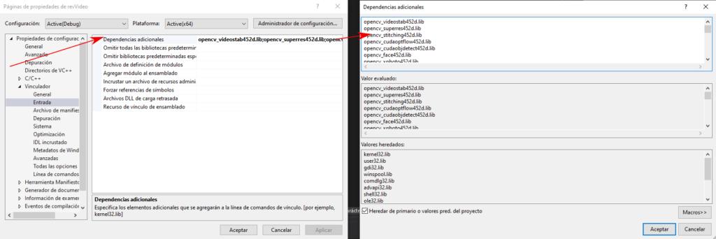 Visual Studio Linker