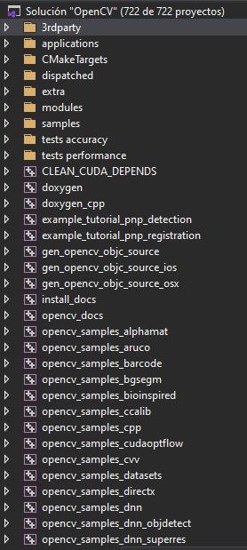 Visual Studio OpenCV