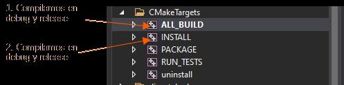 Como compilar Visual Studio
