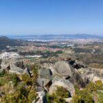 Vigo desde o monte Galiñeiro